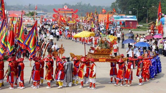 Lễ hội Chùa Keo - Thái Bình