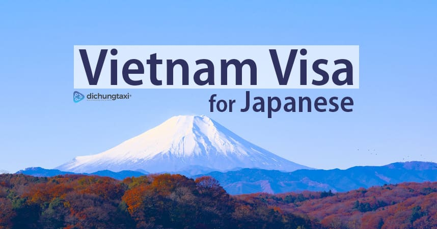 Vietnam Visa For Japanese